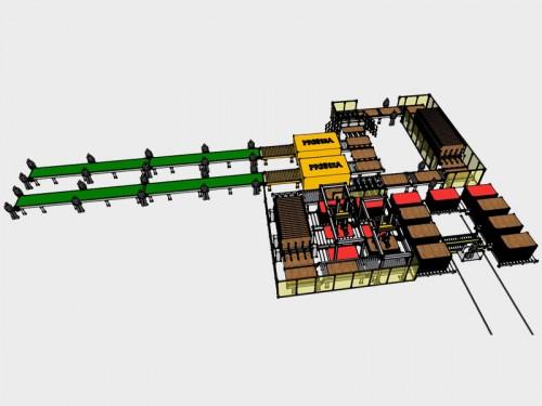 Automação Industrial Fábrica